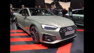 Audi, обновили новый купе S5/A5 2019 iaa