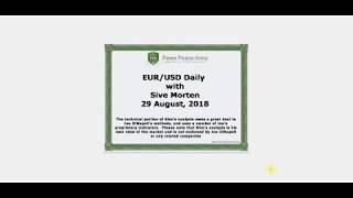Forex Peace Army | Sive Morten EURUSD Daily 08.29.18
