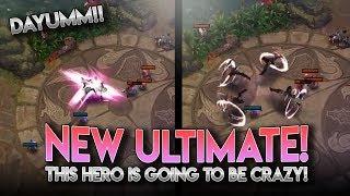 NEW ULTIMATE + More New Hero News!! Vainglory News [Update 3.5]