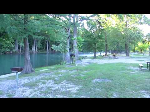 New Braunfels Camping >> River Road Camp Guadalupe River New Braunfels Tx Youtube