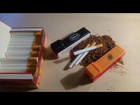 Машинка для забивки сигарет. (ручная)