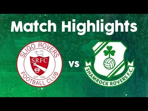 Match Highlights | Sligo 1-1 Shamrock Rovers | 10 April 2021
