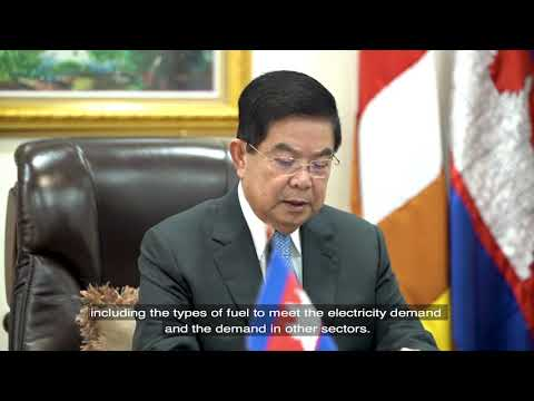 ERIA | East Asia Energy Forum Keynote Speech by Minister of Mines and Energy of Cambodia Suy Sem