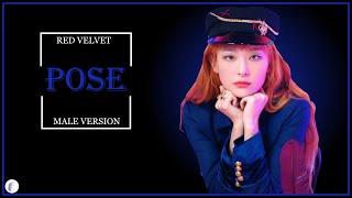 RED VELVET - Pose || Male Version