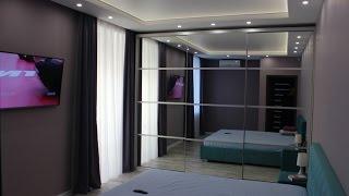 Ремонт 3-х комнатной квартиры под ключ. г.Запорожье   /Сталинка 65 м.кв    /  До и после /