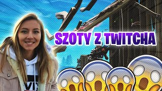 ALEX PRZESADZA Z AGRESJĄ - Fortnite Twitch Highlights #2