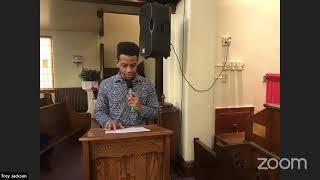 Trinity Emmanuel Presbyterian Church 1/10/2021 Live Service