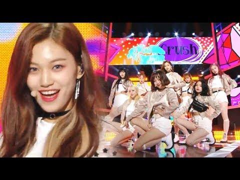 [HOT] Weki Meki - Crush, 위키미키 - Crush Show Music core 20181027 indir