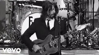 foo fighters wasting light album live on letterman