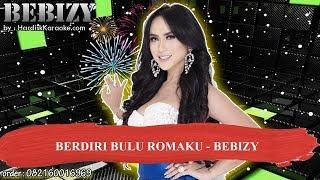 Cover images BERDIRI BULU ROMAKU   BEBIZY Karaoke