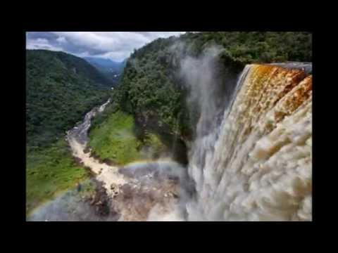 Suriname y sus paisajes