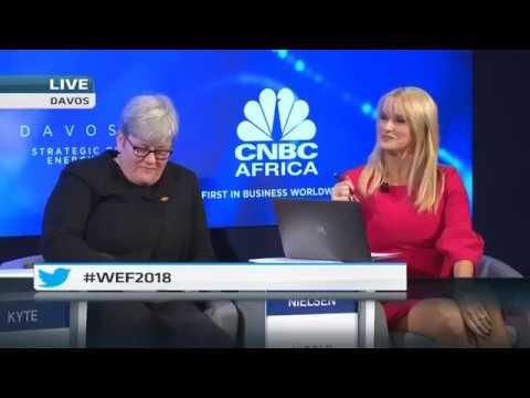 WEF Debate: Strategic outlook: Energy systems