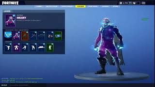 Fortnite: UNMASKING FAKE ACCOUNT SALES VIDEOS WITH GALAXY SKIN