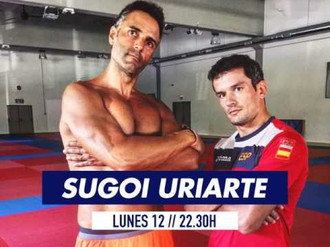 "3ª entrega de ""Be the Best"" con Sugoi Uriarte"