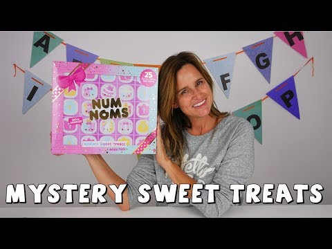 BRAND NEW Num Noms | Special Edition | Mystery Sweet Treats Mega Pack Surprise Blind Bags