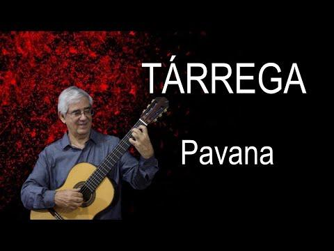 Pavana (F. Tárrega)