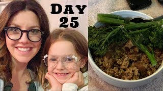 DAY 25 Mostly Raw Vegan Food Challenge / PREGNANT