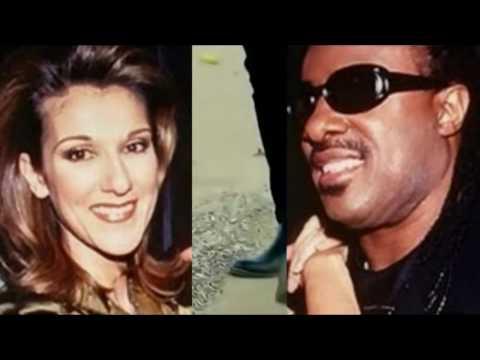 Stevie Wonder&Celine Dion -  Overjoyed