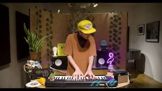 Peter Spacey live - Electro-Organic Session