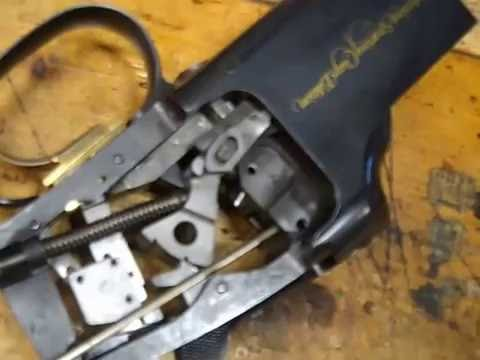 Browning Citori Cleaning The Firing Pins Youtube