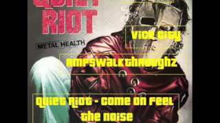 "[GTA: Vice City] - V-Rock - ""Quiet Riot - Come On Feel The Noise"""