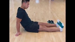 Lateral Ankle Sprain Rehabilitation