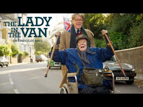 THE LADY IN THE VAN - Tráiler Oficial en ESPAÑOL   Sony Pictures España
