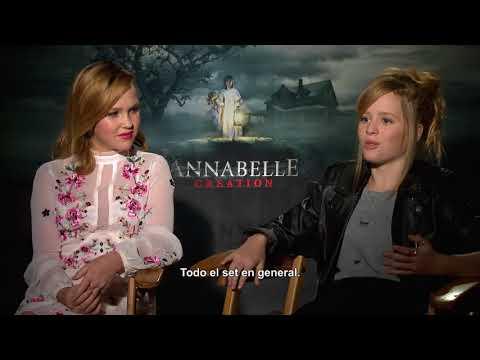 ANNABELLE: LA CREACIÓN - Grabando el miedo - Oficial Warner Bros. Pictures