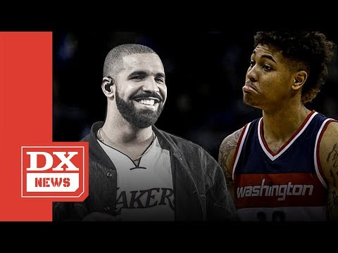 Washington Wizards' Kelly Oubre Jr  Reacts To Drake's