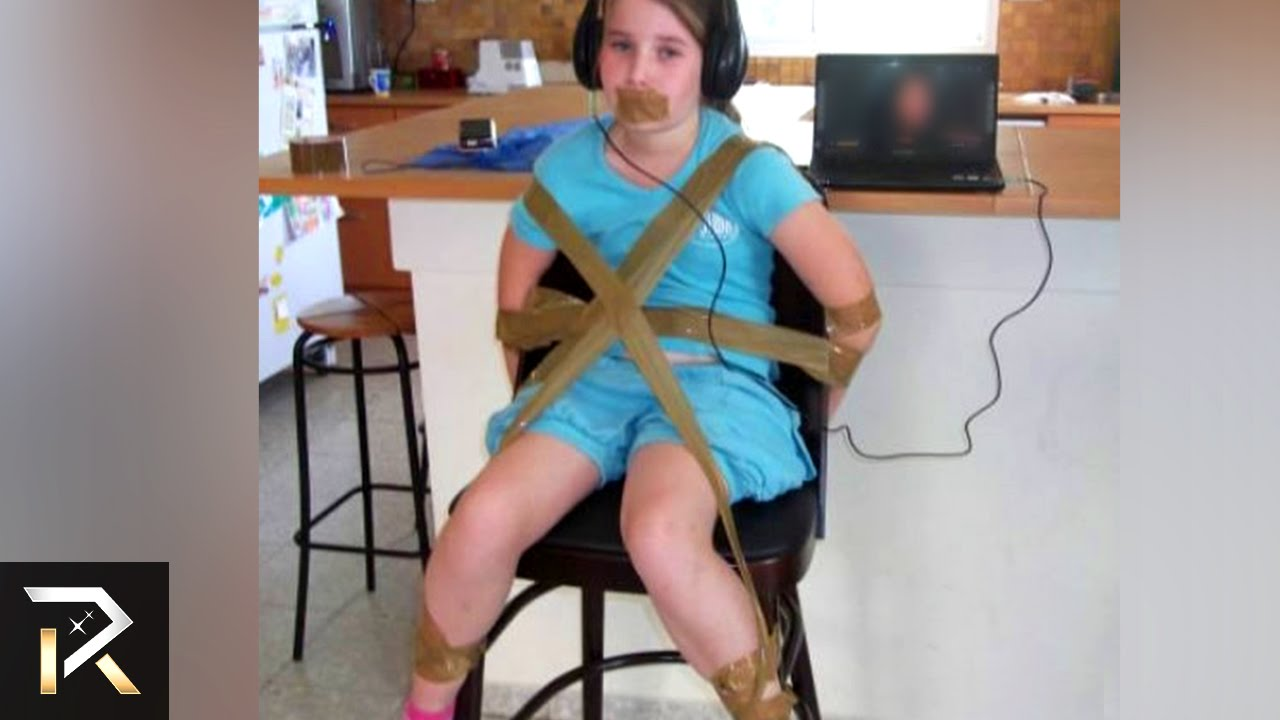 punishment for bad girls