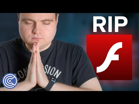 RIP Adobe Flash Player (a Retrospective) - Krazy Ken's Tech Talk