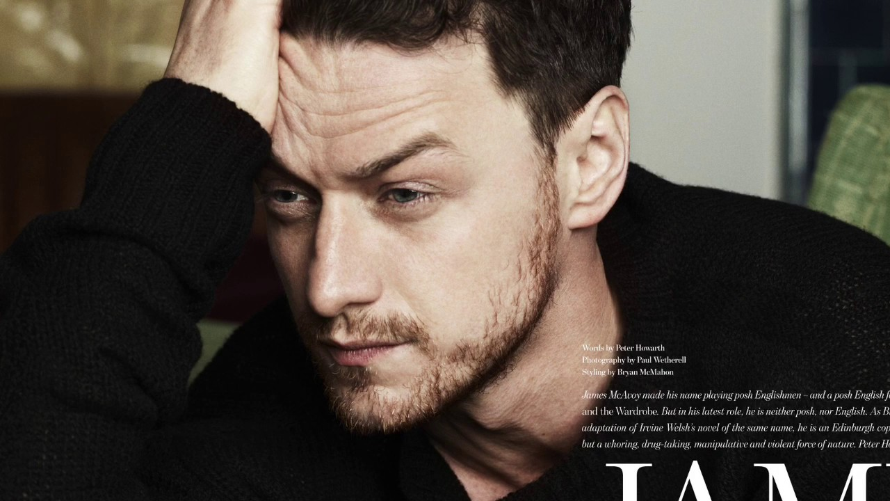 A Tribute To The Gorgeous, Sexy, Wickedly Hot James Mcavoy -2320