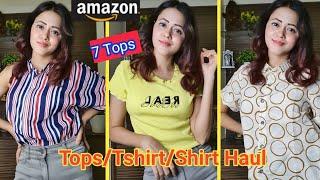 Amazon Western Wear Haul   Amazon Tops Haul   Amazon Shirt/Tshirt Haul   Amazon Haul
