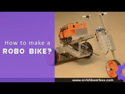 Lets Avishkaar #1 : How to Make a Robo Bike!