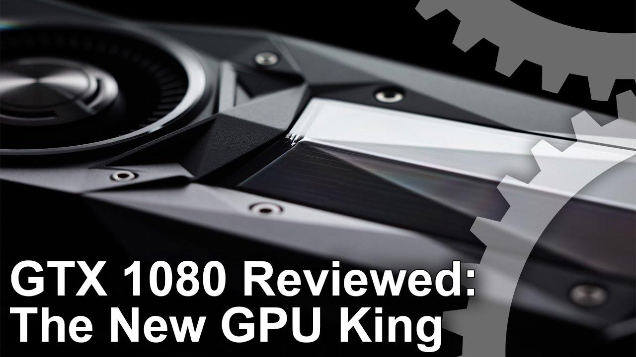 Nvidia GeForce GTX 1080 review • Eurogamer net