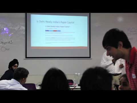 ICFJ's Data Journalism Bootcamp | Delhi Edition - IndiaSpend: Govindraj Ethiraj
