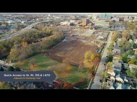 Founders Park At Harrison West Aerial Tour | New Homes In Columbus, OH