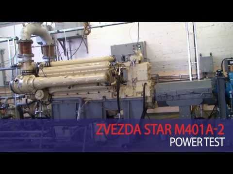 Zvezda Star M401A-2 Power test