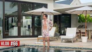 Insane Luxury House Tour | Four Seasons Nevis | Beachwear Vlog #66