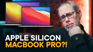 Apple Silicon MacBook Pro —Ultimate Powerhouse?