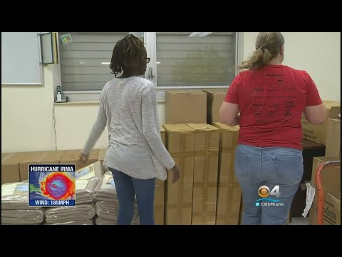 Here Are The 4 Shelters Now Open in Miami-Dade