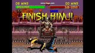 Mortal Kombat 2 - The Fatalities (Arcade - 1993)
