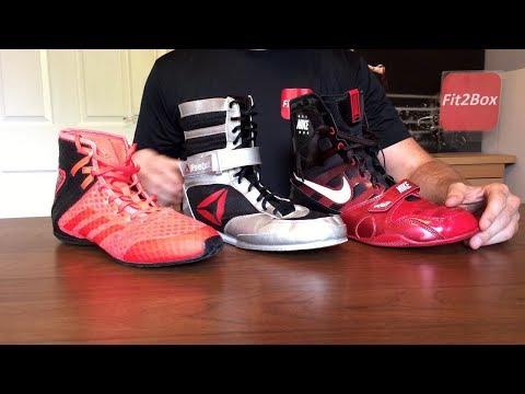 reebok or nike shoes