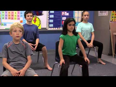 Yoga in the Classroom: K–4 Chair Sequence