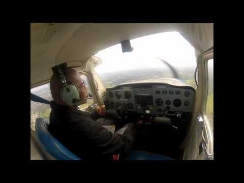 West Papuan Pilot flies over Australia