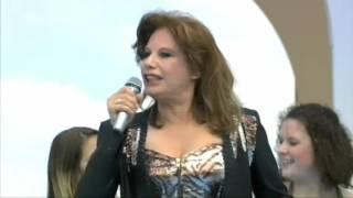 Penny Mclean - Lady bump (ZDF Fernsehgarten 5-6-2016)