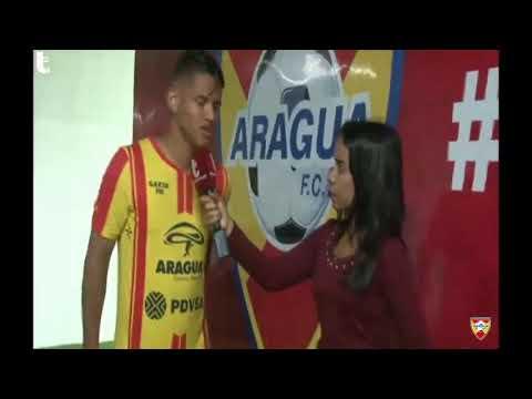 JORNADA 10   ARAGUA FC VS ESTUDIANTES DE CARACAS