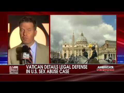 Vatican's Lays Out Legal Defense