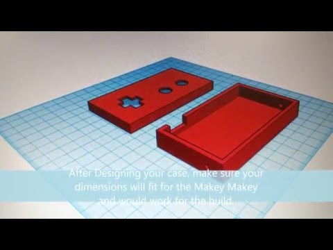 Retro Game Controller with Makey Makey