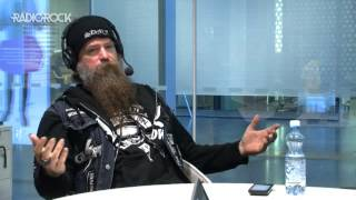 Zakk Wylde about being a rock star: Having sex with space women and sniffing glue